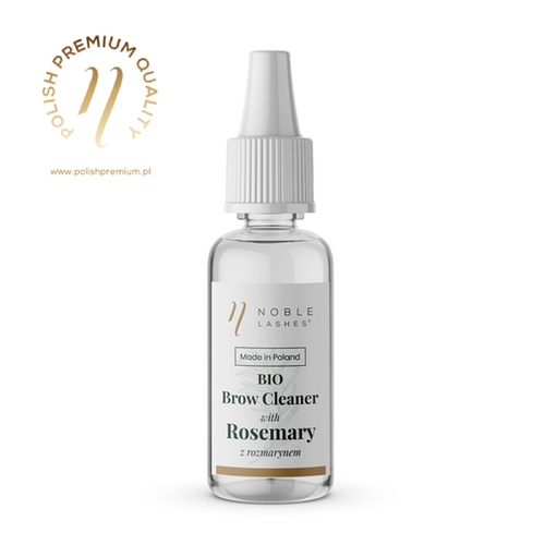BIO Brow Cleanser With Rosemary For Henna Treatment
