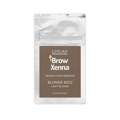 BrowXenna® Brow Henna in sachets 6g variety of colours