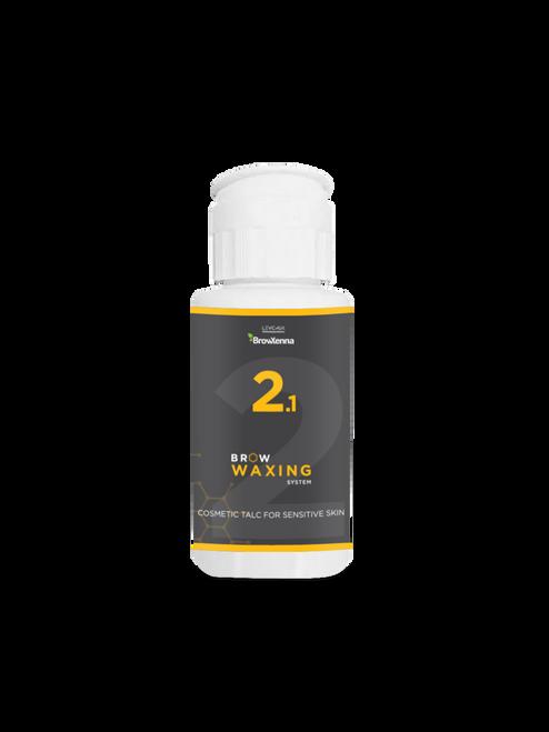 BrowXenna® Cosmetic Talc powder for sensitive skin