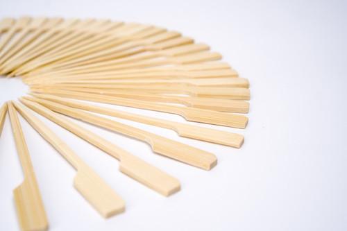 BrowXenna® Wooden applicators 100 pcs. wax spatulas