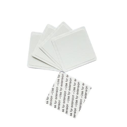 Disposable Glue Stone Sticker 5 pcs