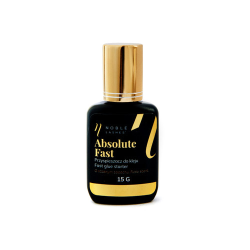 Absolute Fast Glue Starter for eyelashes 15 ml Glue Speed Booster