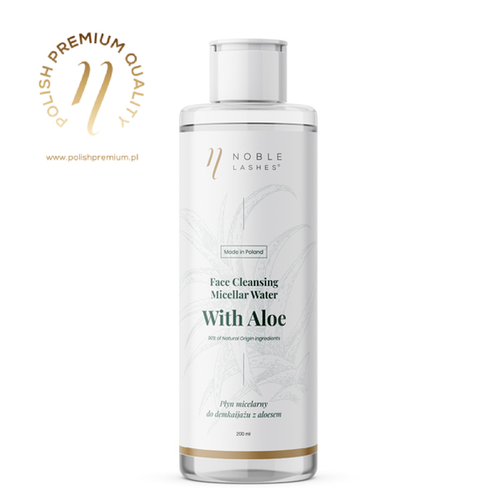 BIO Micellar Cleansing Water with Aloe Make-up Remover