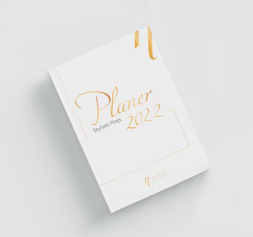 Lash Stylist Planner 2022