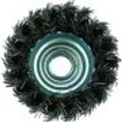 """Metabo 2 3/4"""" x M14 Stainless Steel Knot Brush"""