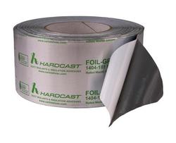 """Hardcast 3"""" x 100' Foil Grip Tape UL181-BFX"""