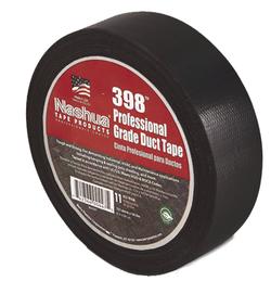 nashua tape,duct tape,black tape,398,duck tape