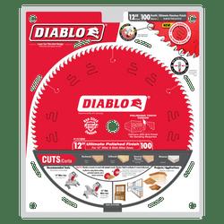 "carbide tipped circular saw blade,12"" circular blade for wood,finish,fine finishing blade,1"" Arbor,miter saw blade,ultimate,table saw blade"