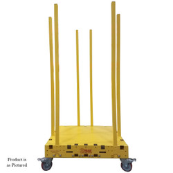 Saw Trax Raised Safety Dolly