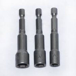 3/8 x 2 9/16 Magnetic Nutsetter
