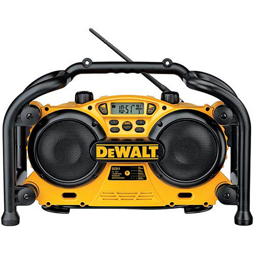 DeWalt Worksite Radio/Charger DC011