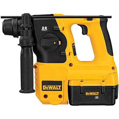 "DeWalt 28V 1""Cordless Li-Ion SDS Rotary Hammer Kit"
