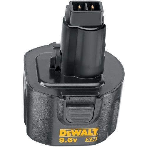 Dewalt 9.6V Extended Run-Time Battery DW9061