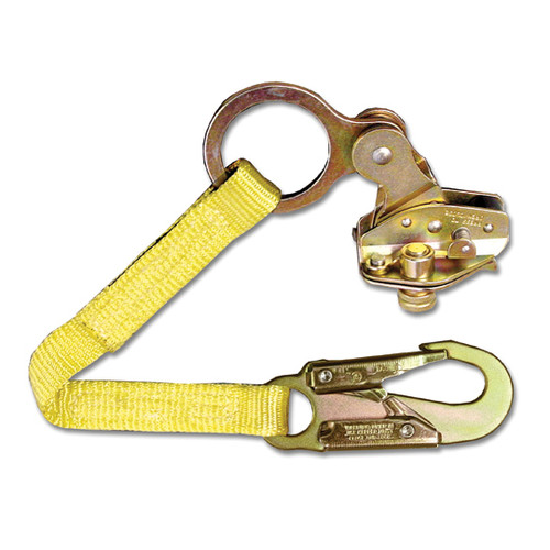 "GRAB-R Rope Grab w/18""Extension Lanyard"
