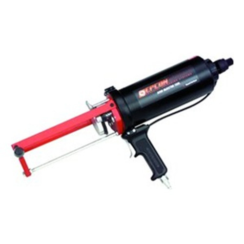 Red Head Pneumatic Dispenser for C6-18 Cartridge E200