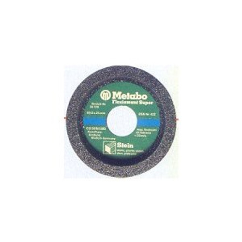 """Metabo 6"""" x 4 3/4"""" x 2"""" x 5/8""""  Cup Wheels w/Steel Safety Back"""