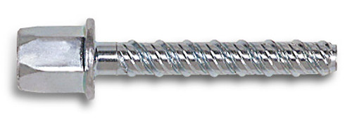 "Powers 1/4-20 x 1""w/nut #3 Steel Vertical Hanger 7158"