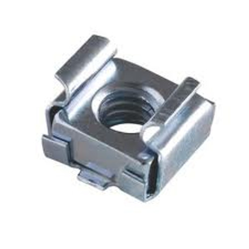 10-32 Cage Nut Zinc Plated (Box of 100)