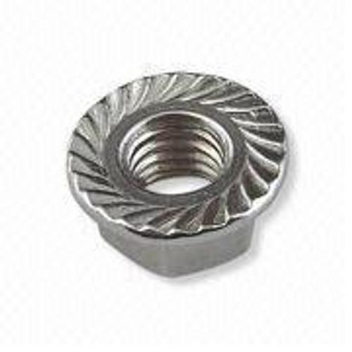 "1/2""-13 Whiz-lock Nut Zinc Plated (Box of 100)"