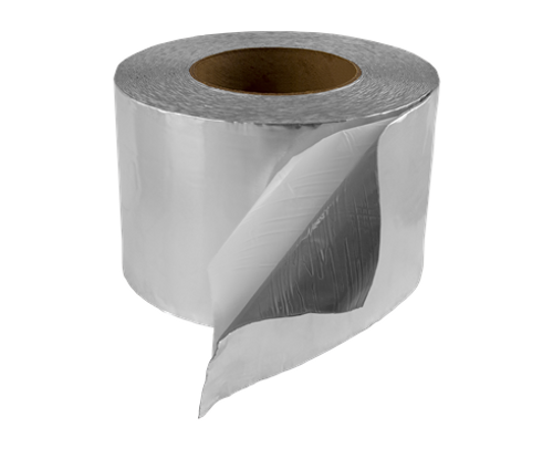 "Hardcast 3"" x 50' High Pressure Duct Sealing Foil Tape 701-3"