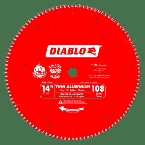 """carbide tipped circular saw blade,14"""" circular blade,1"""" Arbor,aluminum cutting blade,thin aluminum"""