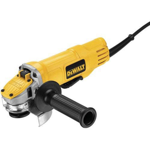 "4 1/2"" Paddle Switch small angle Grinder W/ NO LOCK-ON DWE4120N"