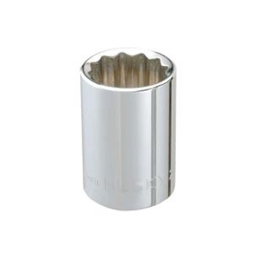 "17mm 12 Point Socket 1/2"" Drive"
