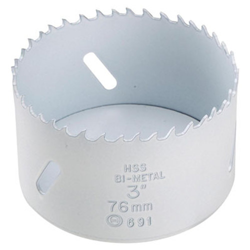 "3""    COBALT BI-METAL HOLE SAW"