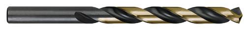 """1/16"""" Black & Gold Jobber (Made in U.S.A.)"""