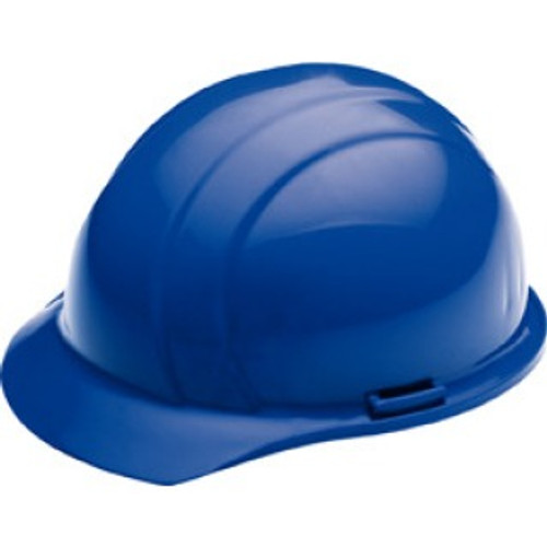 4-point Blue Hard Hat