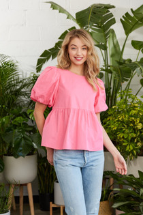 Crosby by Mollie Burch Remi Top