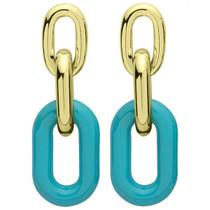 Shakedown Earrings Blue