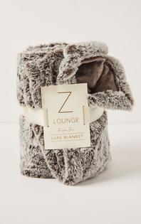 Cozy Faux Fur Blanket