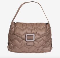Billow Quilted Wavy
