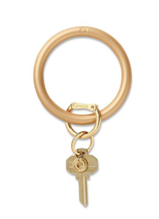 Gold Rush Silicone O-ring