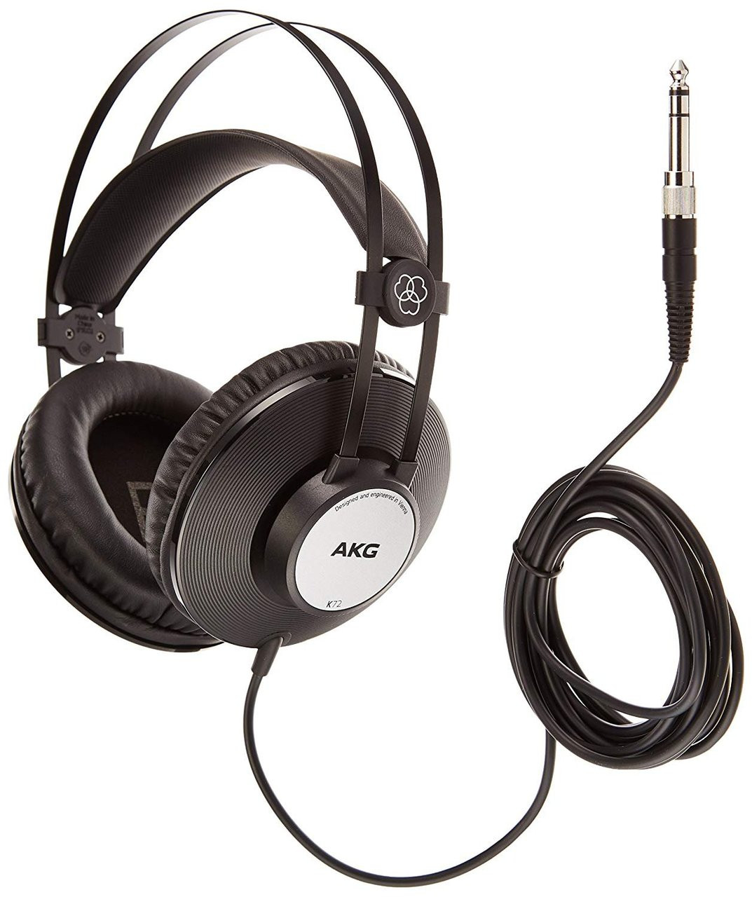 10e260f492b AKG Pro Audio AKG K72 CLOSED-BACK STUDIO HEADPHONES ( - hhgregg