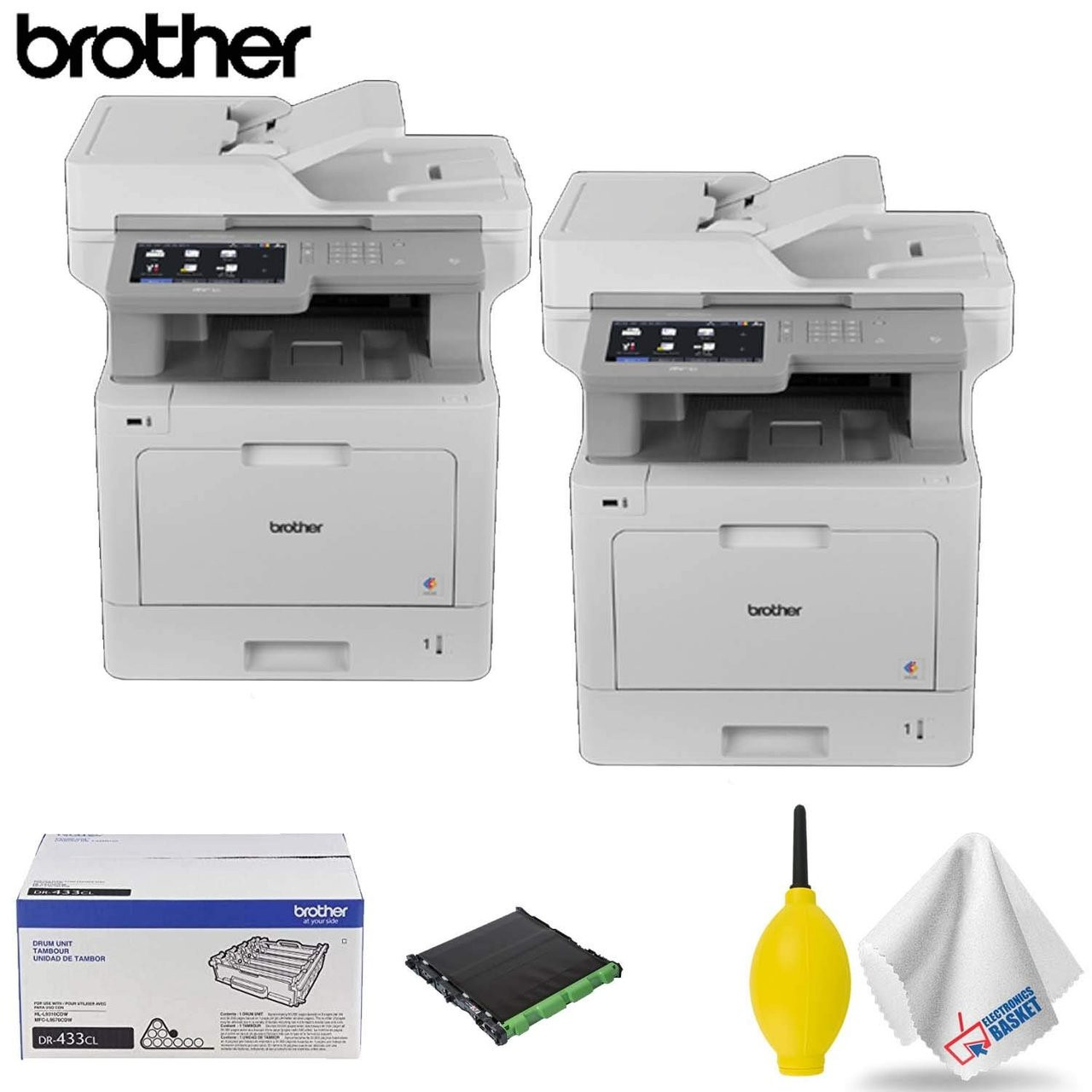 Brother MFC-L9570CDW Color All-in-One Laser Printer Professional Accessory  Kit