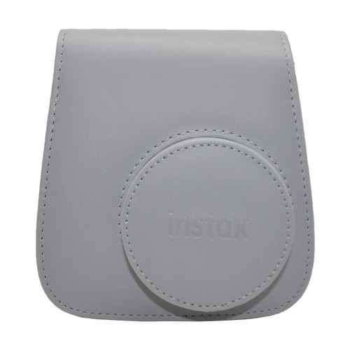 Fujifilm Instax Mini 9 Groovy Camera Case - Smokey White