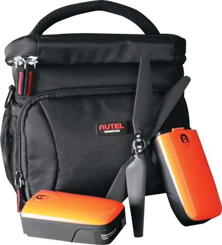Autel Robotics - EVO On-The-Go Bundle - Black/Orange