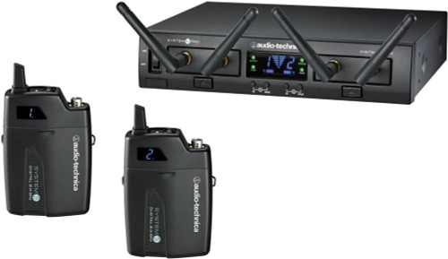Audio-Technica Wireless Microphones and Transmitters ATW1311