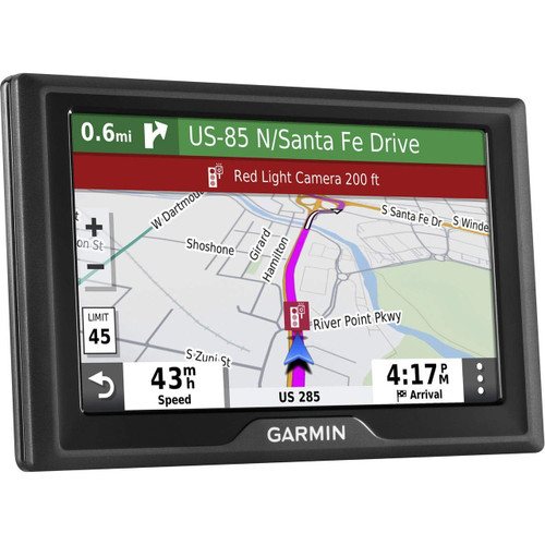 Garmin Drive 52 GPS Navigation System Base Accessory Bundle