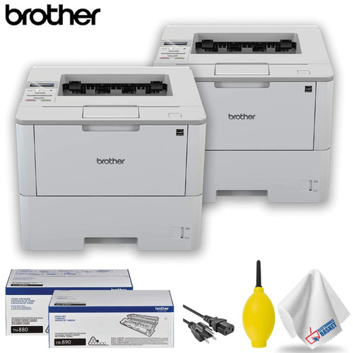 Brother HL-L6250DW Monochrome Laser Printer Professional Accessory Kit