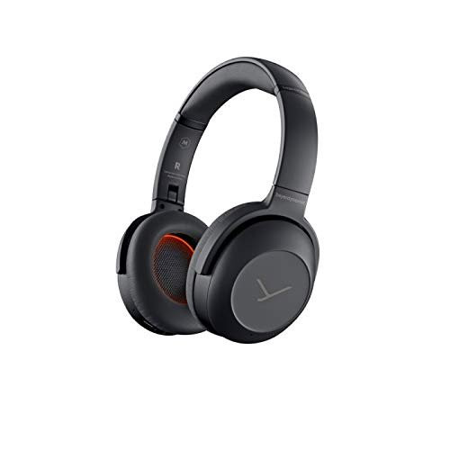 Beyerdynamic Lagoon ANC Traveller Active Noise Cancelling Bluetooth Headphone Bundle with Hard Case, 6Ave Cleaning Kit, and 1-Year Extended Warranty