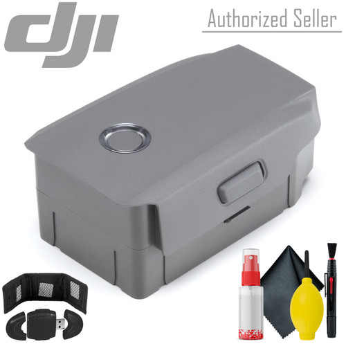 DJI  Flight Battery - Memory Card Wallet & More
