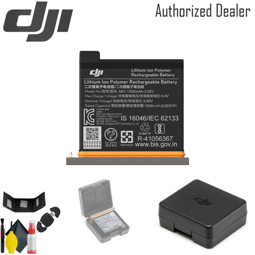 DJI Battery for Osmo Action Camera And More