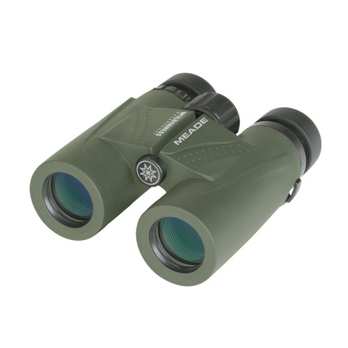 Meade Instruments 125022 Wilderness Binoculars - 8x32 (Green)