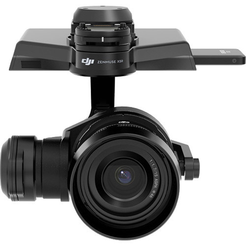 DJI Zenmuse X5R RAW Camera and 3-Axis Gimbal with 15mm f/1.7 Lens CP.BX.000098