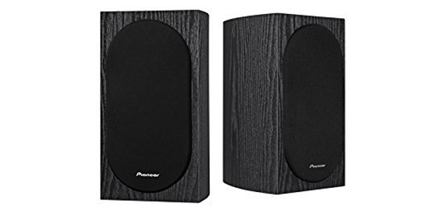 "Pioneer SP-BS22-LR Andrew Jones Designed Bookshelf Loudspeakers(7-1/8"" x 12-9/16"" x 8-7/16"" & weighs 9 lbs 2 oz)"