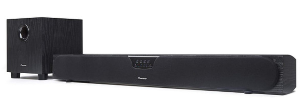 Pioneer SP-SB23W Andrew Jones Soundbar System