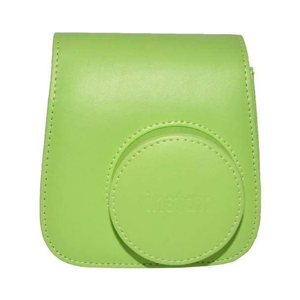Fujifilm Instax Mini 9 Groovy Camera Case - Lime Green